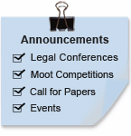 Law College Events and News