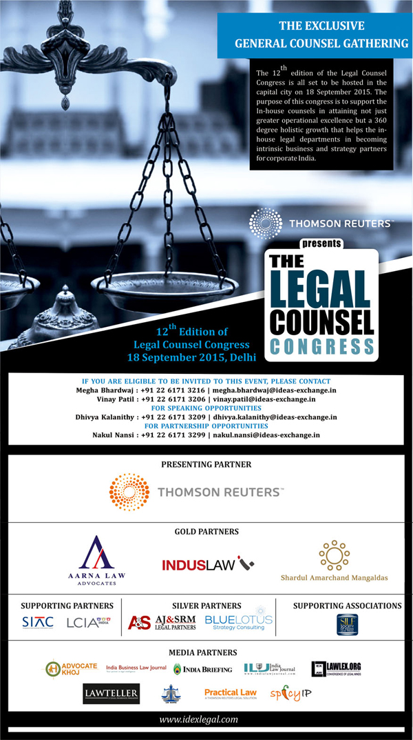 12th Edition of Legal Counsel Congress