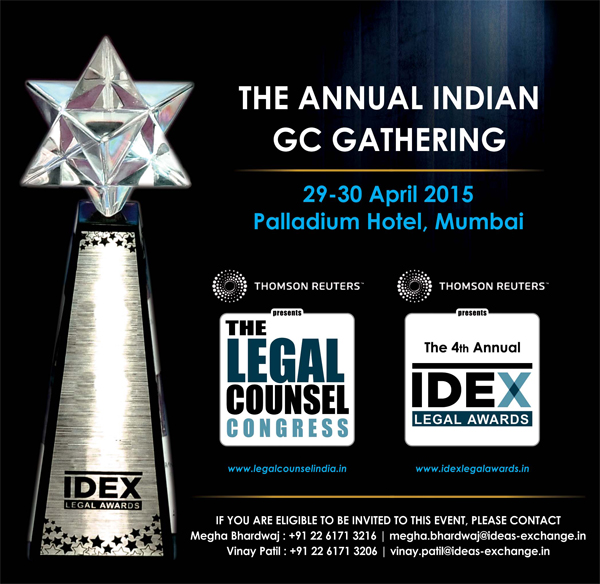 4th IDEX Legal Awards