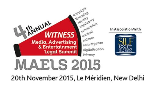 4th Annual Media, Entertainment & Advertising Legal Summit 2015