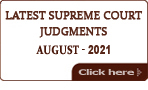 Latest Supreme Court Judgments 2016